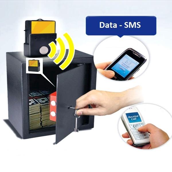 Alarm mit GSM